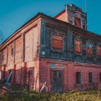 дом-призрак :: Тася Тыжфотографиня