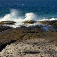 океанская волна :: Татьяна Седых