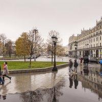 Дождь :: Борис Гольдберг