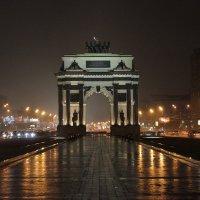Ворота Москвы :: Андрей Сорокин