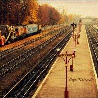 Вокзал IF/ :: Olya Kalinin*