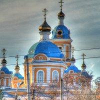 Храм :: Сергей Чернов