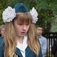 Детские слёзы о взрослой войне... :: Вита Никитка
