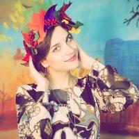 осень :: Анастасия Тюрина