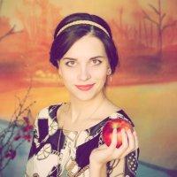 apple :: Анастасия Тюрина