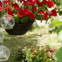 В саду :: Юрий Тойбин