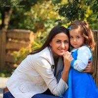 Семейный портрет :: Элина Лисицына