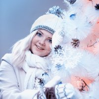 Новогодний портрет :: Юра Викулин