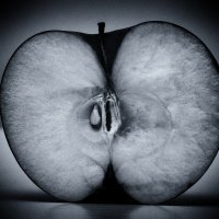 """яблоко( из цикла """"мой гербарий"""" :: Владимир Кованов"""