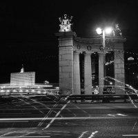 Прогулка по Москве :: Евгений Жиляев