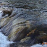 горная река :: Ольга Рябова