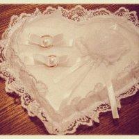 есть коврик для мыши, а есть подушка для колец... :: Seda Yegiazaryan
