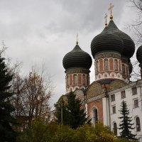 Осенние зарисовки. Измайлово. :: Геннадий Александрович