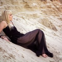 На песках.. :: Надюшка Кундий