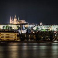 Прага ночью. :: Sergej Lopatin