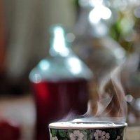 Кружечка чая :: Валентина Риджин