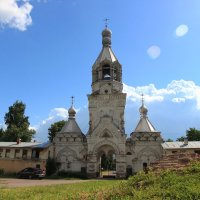 Десятинный монастырь. Западный фасад :: Евгений Никифоров
