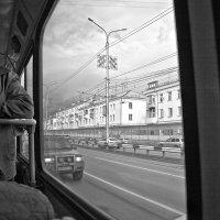 в автобусе.. :: зоя полянская