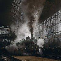 "Таганский вокзал ""Свобода"" :: Борис Соломатин"