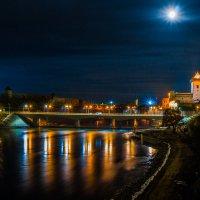 Ивангород - Нарва :: Дима Хессе