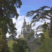 Франция. Церковь в городе Блуа. :: Алексей Роплев