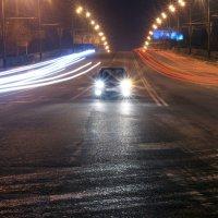 Ночной город :: Марина Рыкова