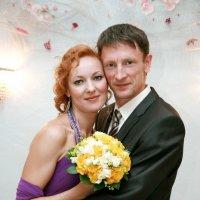 Полина и Владимир :: Ирина