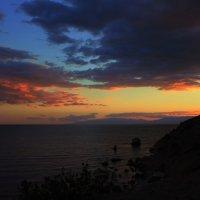 Закат в Крыму :: Антон Б.