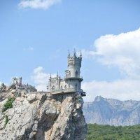 Ласточкино гнездо :: Sasha Petrunina