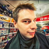 О портретах и о шириках (12мм) :: Дмитрий Кудрявцев