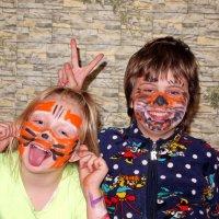Вот такие у меня внучки. :: Анатолий Зубанов