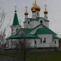 Православный храм в Заринске. :: Наталья Захарова