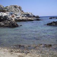 Море в Греции :: Ирина Верещагина