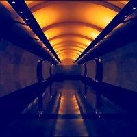 Рассвет в подземке :: Наталья Rosenwasser