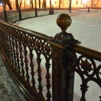 Вечер в новгородском кремле (этюд 4) :: Константин Жирнов