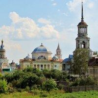 Борисоглебский мужской монастырь. г.Торжок :: Valentina