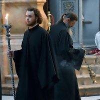 в храме гроба господня / Иерусалим / :: kirm2 .