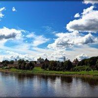 Под небом голубым есть город золотой... :: Евгений Никифоров