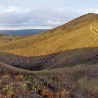 Киммерийские холмы и берега :: viton