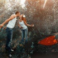 Любовь :: Алина Гараженко