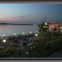 Тихий вечер в Черноморском :: L Nick