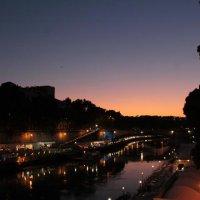 Tevere. Rome. :: Eva Langue