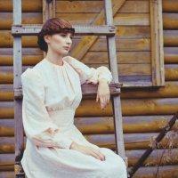 На лестнице :: Наталья Самойлова