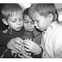 Дети и фотоапарат :: Евгений Гудименко