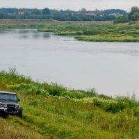 р. Волга :: Дмитрий Тихомиров