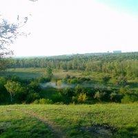 Вид с холма :: Сергей Анатольевич
