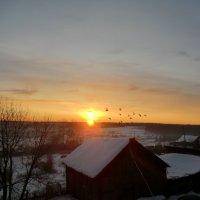 Вид из окна :: Гульнара Магасумова