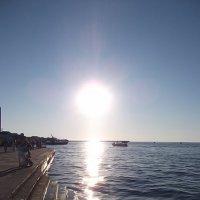 Вечер Севастополя :: Анастасия Барановская