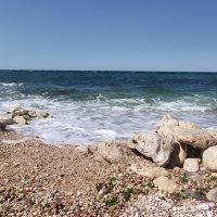 Чёрное море :: Анастасия Барановская