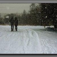 Первый снег :: L Nick